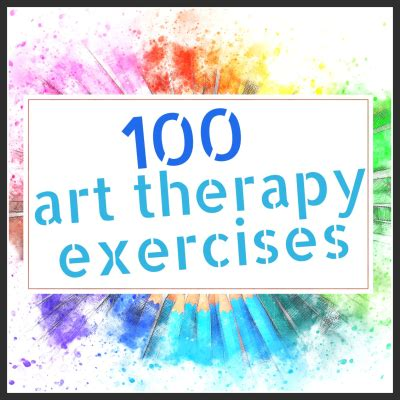 art therapy exercises shelley klammer