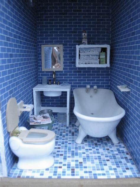 dollhouses  cool bathroom sink