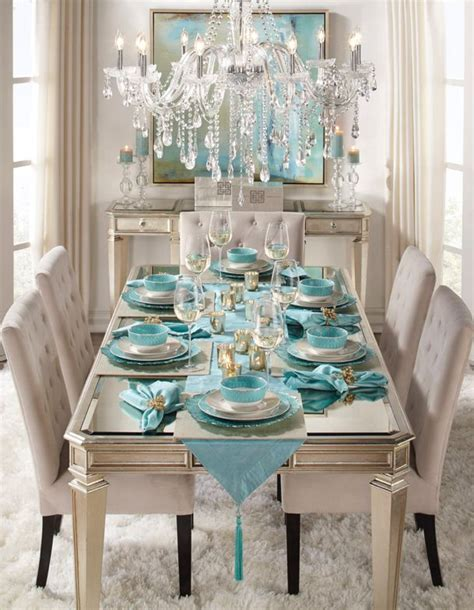 25 best ideas about aqua dining rooms on teal
