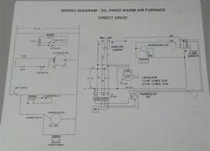 Old Luxaire Furnace Wiring Diagram