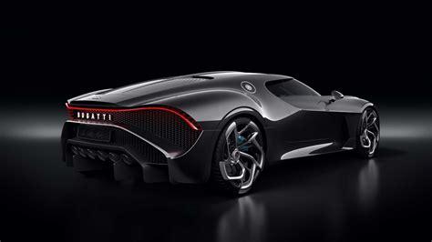 Dünyanın En Pahalı Bugatti La Voiture Noire Tanıtıldı
