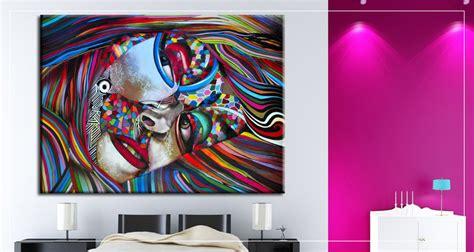 tableau decoration cuisine tableau deco decoration murale design et moderne hexoa