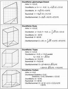 Grundfläche Berechnen Prisma : ab schr gbilder mit berechnungen ~ Themetempest.com Abrechnung