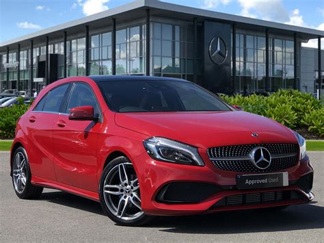This a 200d sport isn't as much fun to drive as some rivals, while the gruff diesel engine and sluggish automatic gearbox. Used A CLASS MERCEDES-BENZ A200d AMG Line Premium Plus 5dr Auto 2018 | Lookers