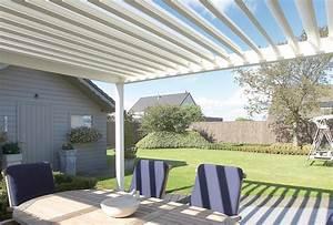 Pavillon Mit Lamellendach : algarve alu terrassendach mit flachen sonnenschutz lamellen ~ Orissabook.com Haus und Dekorationen