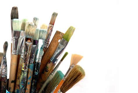 paint brushes wall mural photo wallpaper photowall