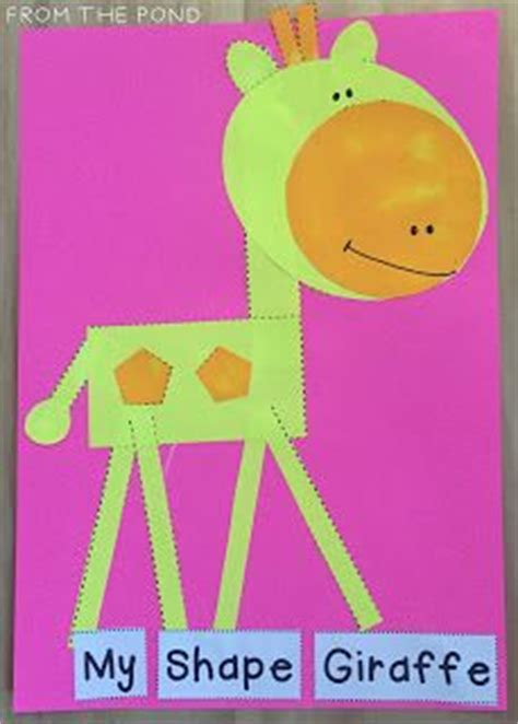 preschool shape crafts images preschool day