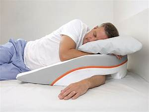 best wedge pillow for acid reflux gerd and heartburn With best wedge pillow for side sleepers