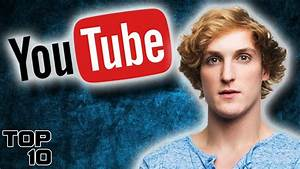 Top 10 Logan Paul Surprising Facts - YouTube Star - YouTube