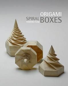 Fuse  U2013 Spiral Origami Boxes  U2013 British Origami Society