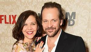 Maggie Gyllenhaal Supports Husband Peter Sarsgaard at ...