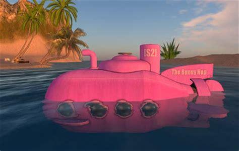 bunny hop      pink submarine