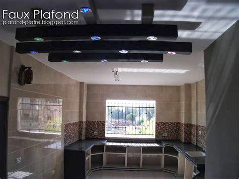 decor platre pour cuisine faux plafond pour cuisine faux plafond suspendu et tendu
