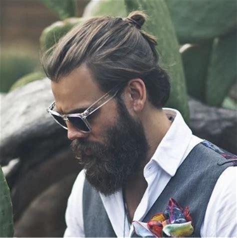 le man bun samourai coupe de cheveux homme