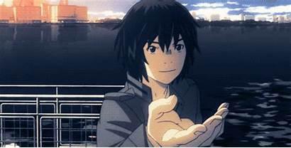 Eden Higashi Anime Romance Holding