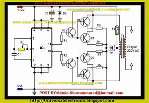Inverter Circuit For Home