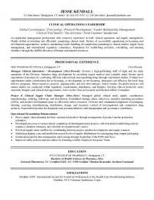 marketing resume summary of qualifications exle for resume manager objective statement operations resume business operations manager resume objective