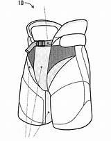 Pant Drawing Getdrawings sketch template