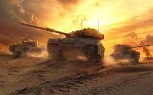 World of Tanks Desktop