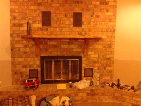 height  fireplace mantel  tv