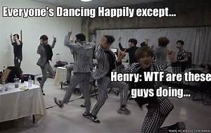 LOL Poor Henry | Super junior and Kpop