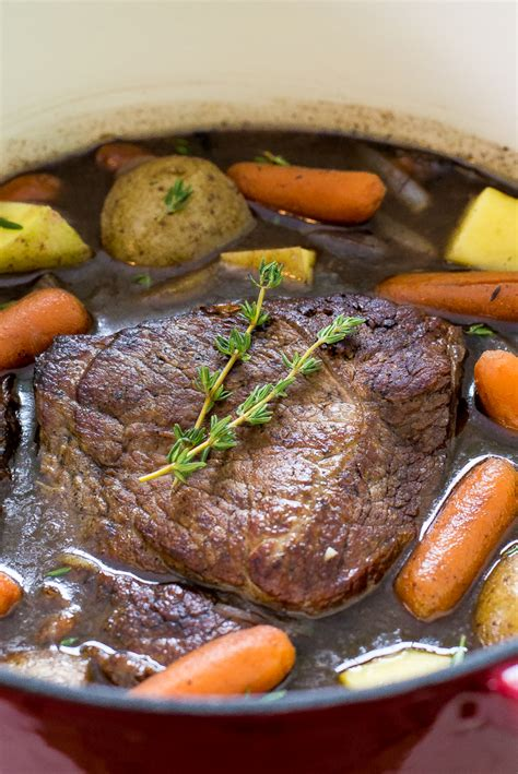 how to cook a pot roast on the stove super easy pot roast
