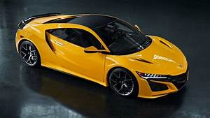 2020 Acura NSX Indy Yellow Pearl 3 of 19 | Motor1.com Photos