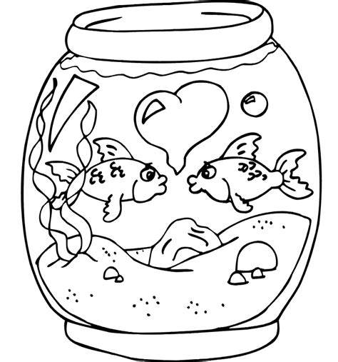 Rainbow Fish Coloring Pages   AZ Coloring Pages