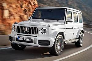 2019 Mercedes-AMG G63 SUV Uncrate