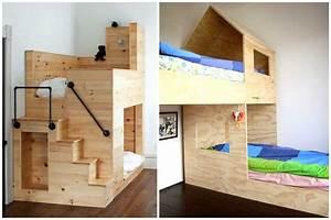 Lit Cabane Pour Enfant : lit cabane enfant quel mod le choisir pour votre enfant ~ Teatrodelosmanantiales.com Idées de Décoration