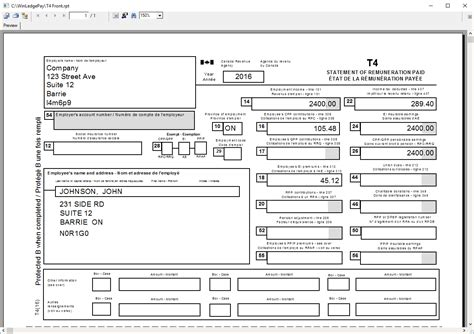 t4 template classic software