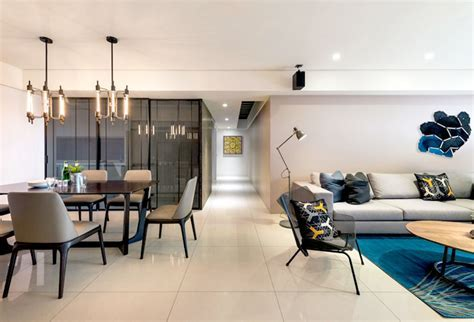 Modern Urban Dwelling by White Interior Design   InteriorZine