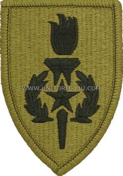 army sergeant major academy patch