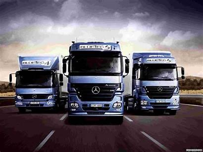 Mercedes Truck Trailer Wallpapers Trucks Benz Axor