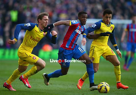 Crystal Palace vs Arsenal Preview and Prediction Live ...