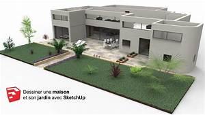 creer sa maison en 3d gratuit conceptions de la maison With creer sa maison en 3d 3 tuto gratuit dessiner sa maison avec sketchup avec