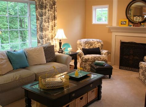 Cozy Living Room On A Budget by How I Furnished My Family Room On A Tight Budget Living