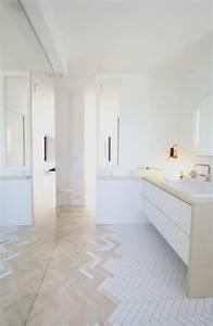 59 idees pour le revetement de sol parfait With porte d entrée alu avec revetement sol salle de bain sur carrelage