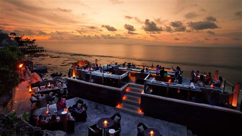 One Of The Best Restaurant In Bali