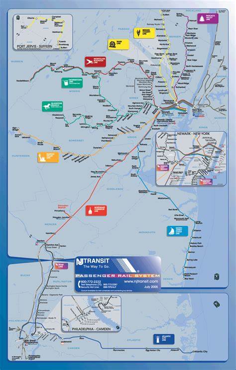 newark light rail schedule main line nj transit