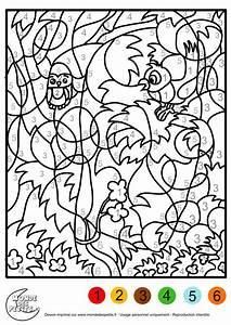 Coloriage Magique 192 Dessins Imprimer Et Colorier Page 10
