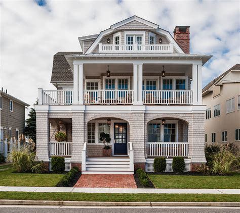 top photos ideas for coastal houses longport cottage with coastal interiors home bunch