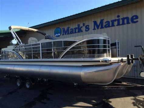 Used Pontoon Boats For Sale Grand Rapids Mn by Sanpan New And Used Boats For Sale