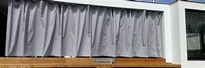 Stoffe Für Den Aussenbereich : outdoor vorh nge balkonvorh nge gardinen f r den au enbereich au envorhang ~ Orissabook.com Haus und Dekorationen