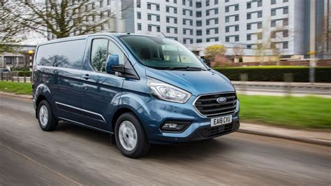 Ford Transit Custom Panel Van Review Auto