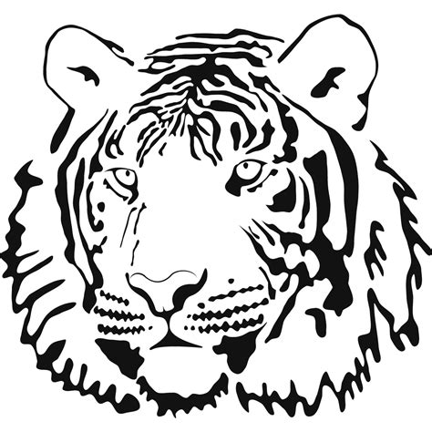 tiger coloring pages coloringpages