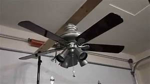 Hampton bay redington iv ceiling fan