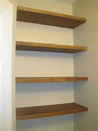 how to build wall shelves Diy Floating Wall Shelves - Decor IdeasDecor Ideas
