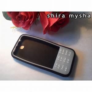Jual Silikon Soft Case Full Keypad Nokia 225 Glow In The Dark