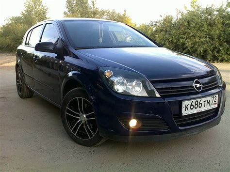 Opel Astra 2005 by 2005 Opel Astra Photos 1 8 Gasoline Ff Manual For Sale